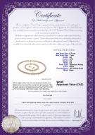 product certificate: W-AA-657-S-Akoy