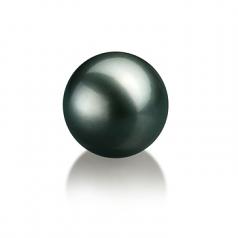 12-13mm AAA Quality Tahitian Loose Pearl in Black