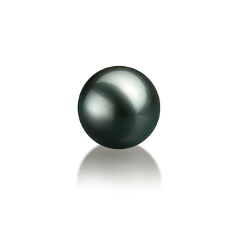8-9mm AAA Quality Tahitian Loose Pearl in Black