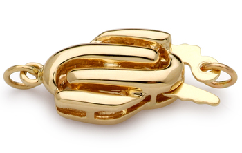 Clasp in Westminster - 14K Yellow Gold