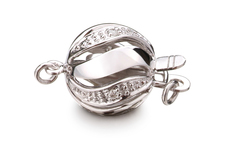 Buckingham - 14k White Gold  x2