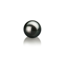 6-7mm AA Quality Japanese Akoya Loose Pearl in Black