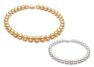 South Sea Pearl Factor: Color - Pearls Only