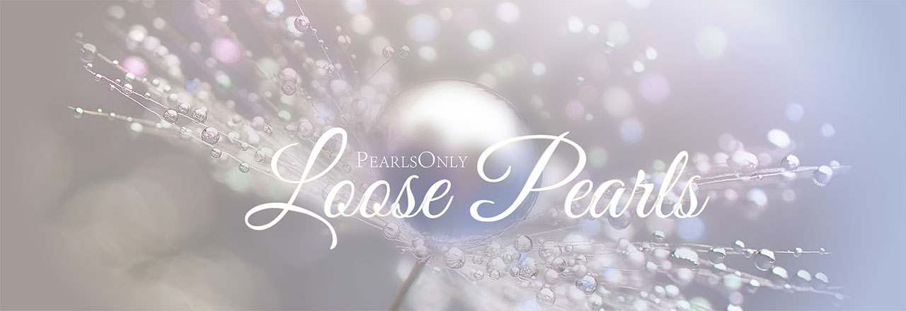 Landing banner for Loose Pearls